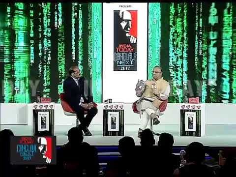 Arun Jaitley Exclusive On Technology and Governance | India Today Conclave Next 2017