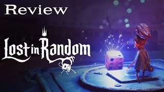Lost in Random Review - Not Your Lucky Day (Video Game Video Review)