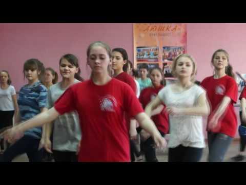 """Театр танца """"Топ-Топ"""" Поворино"""