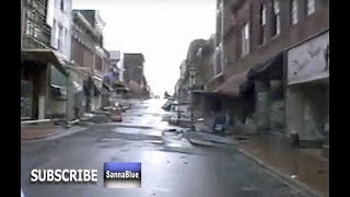 Clarksville, Tennessee  Historic 1999 Tornado Damage