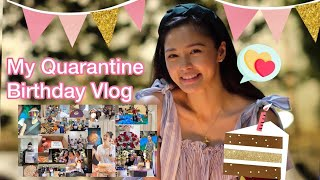 My Quarantine Birthday Vlog | Kim Chiu PH