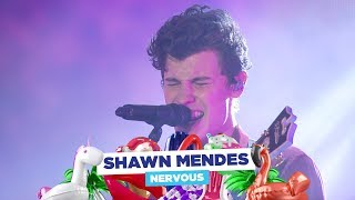Shawn Mendes - 'Nervous' (live at Capital's Summertime Ball 2018)