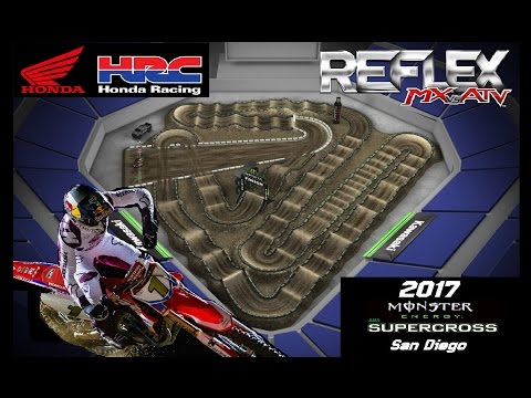 KEN ROCZEN  HONDA  HRC  2017  -  San Diego 2017  -  Download free  -  Mx Vs Atv Reflex