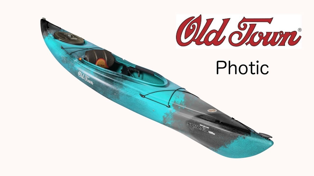 New Color Photic - Old Town Kayaks