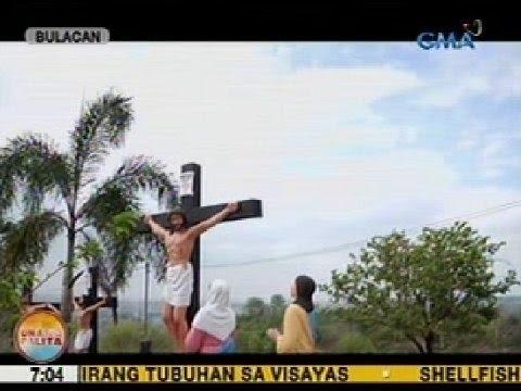 UB: Banal na bundok sa San Miguel, Bulacan, dinarayo ng mga deboto