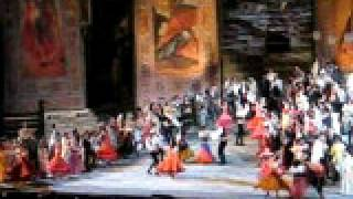 Carmen - Dance before the Bullfight