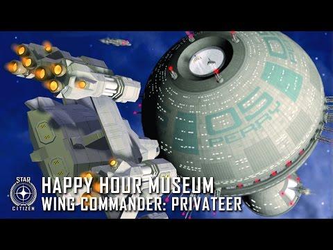 Happy Hour Museum: Wing Commander Privateer