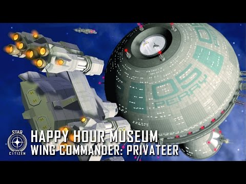 Happy Hour Museum Wing Commander Privateer Youtube