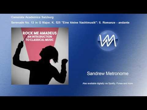 """Camerata Academica Salzburg - Serenade No. 13 in G Major, K. 525 """"Eine kleine Nachtmusik"""": II. Roman"""