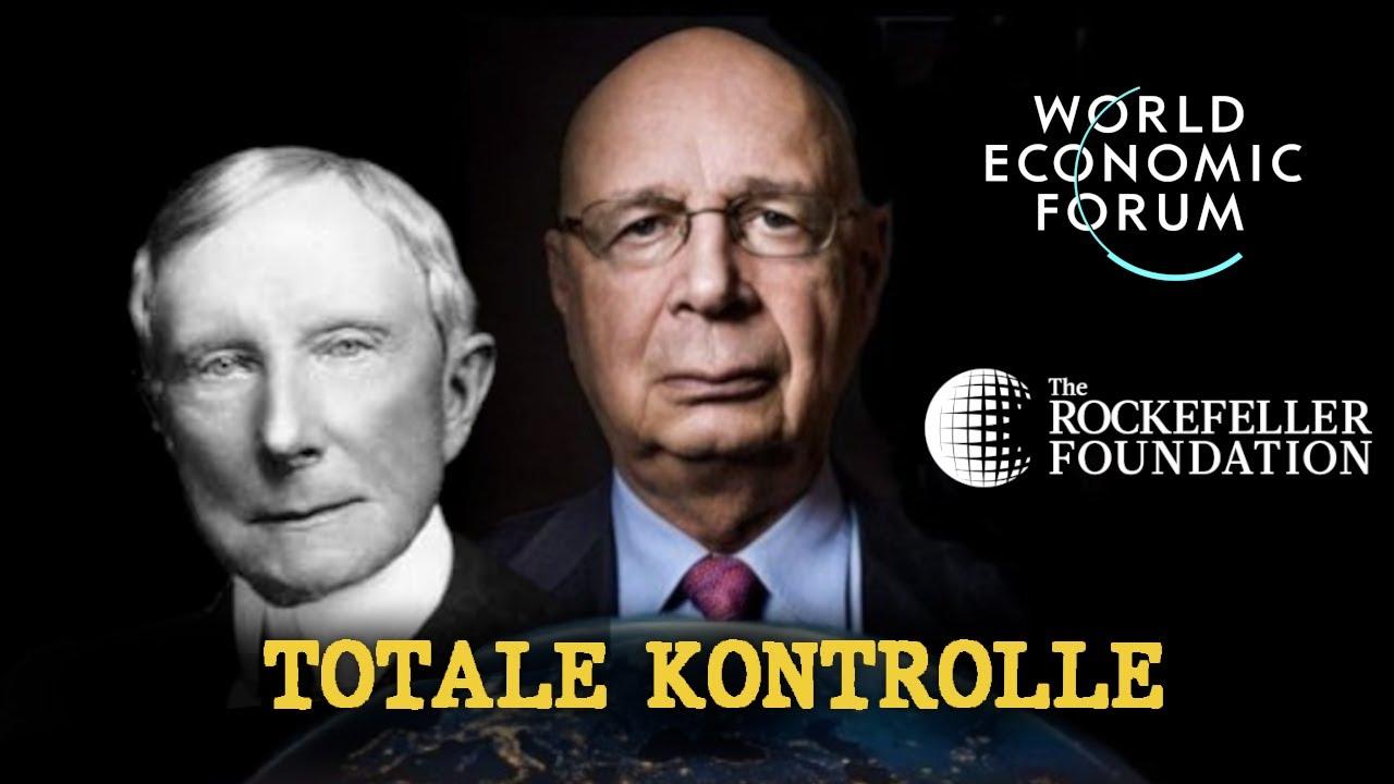 Der geheime Plan der Rockefeller-Stiftung (Totale Kontrolle)