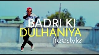 Badri ki Dulhaniya | Freestyle Dance Choreography | Title Track | By BeatfeeL RJ