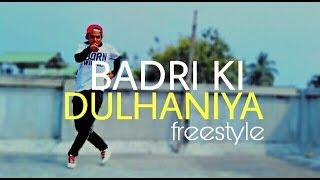 Badri ki Dulhaniya | Freestyle Dance Choreography | Title Track | By BeatfeeL RJ