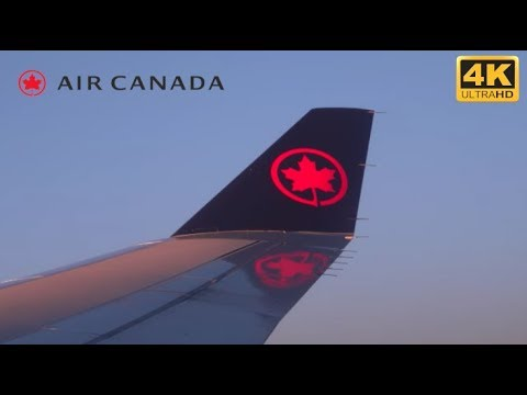 TRANS-ATLANTIC With Air Canada! TRIP REPORT | Airbus A330-300 | Toronto To Dublin