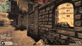 COD4 PC Gameplay Team Deathmatch - District