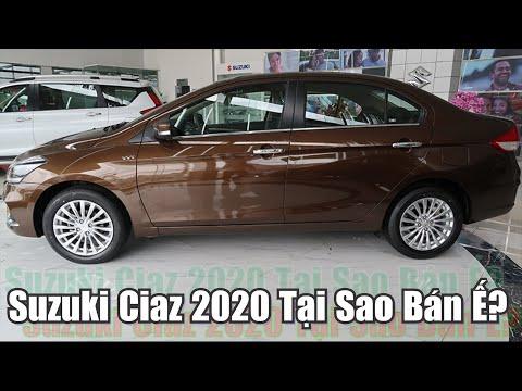 ô tô suzuki ciaz 2020