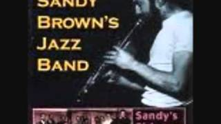 Sandy Browns jazzband.Blues from Black Rock