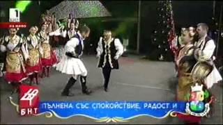 Nikolina Chakardakova - Pii, kume (Nova godina 2014)