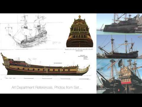 Black Sails Season 3 Visual Effects