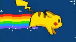 Pikachu arcoiris