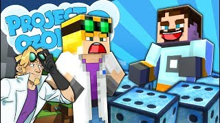 Project Ozone 3! Me and Ped almost have our drones but Sjin has red...