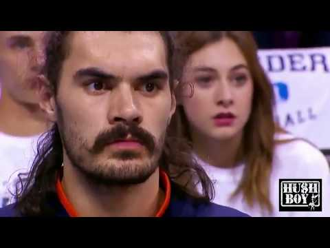 😂Steven Adams Inside Stuff Interview 2.10.18