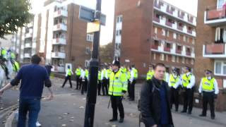 All kicking off at Millwall. We are Leeds!