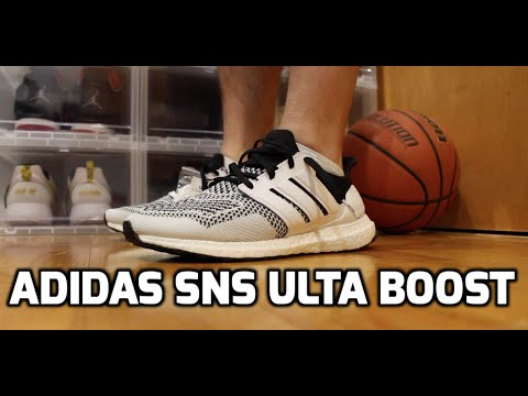 74b2e91e00d adidas x Sneakersnstuff ultra boost Unboxing