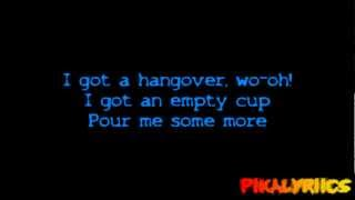 Repeat youtube video Nightcore - Hangover [Official Lyrics Video] [HD/HQ]