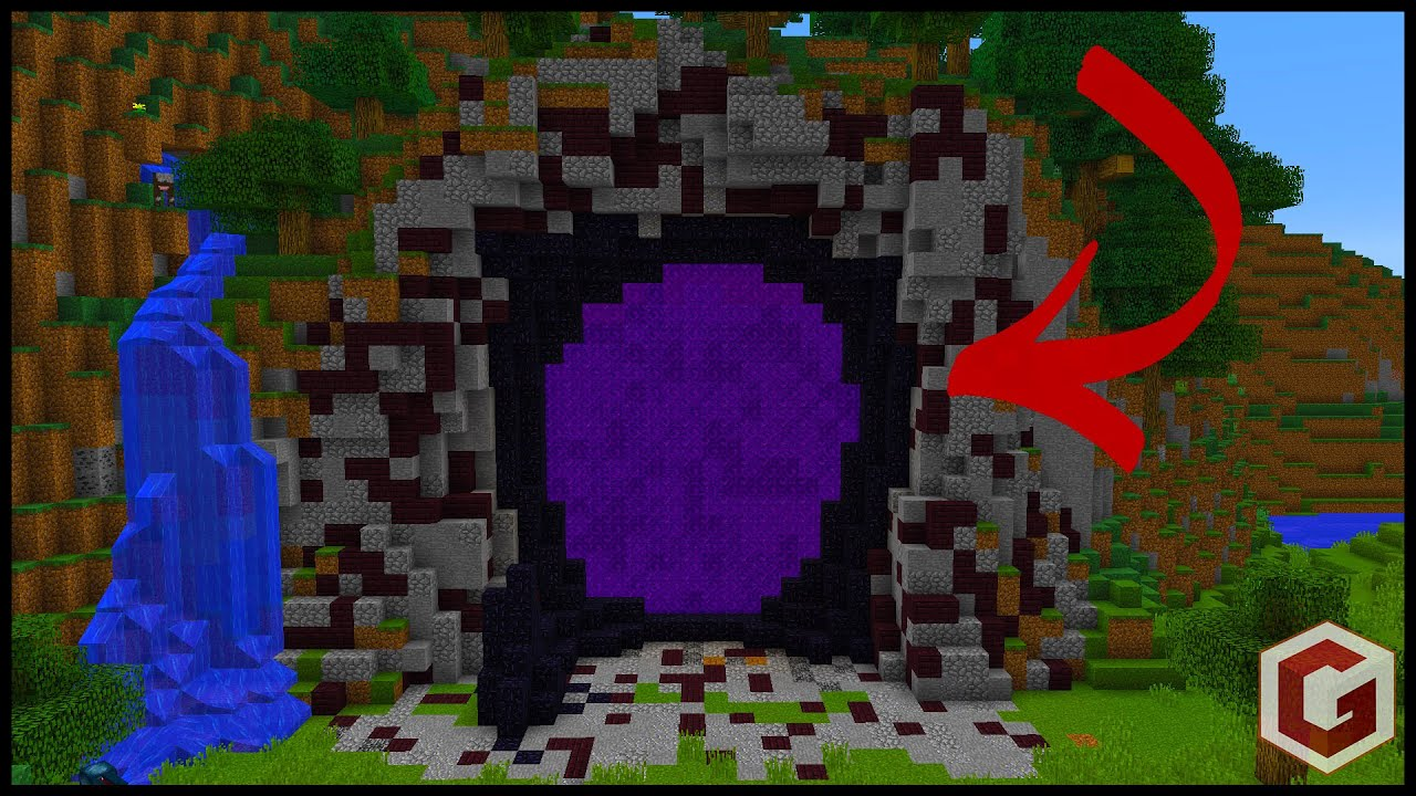What To Build In The Nether Minecraft