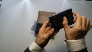 видео Аккумуляторная батарея для ASUS K40 K50 K60 K61 K70 (11.1V 4400mAh) PN: A31-F82 A32-F82 A32-F52
