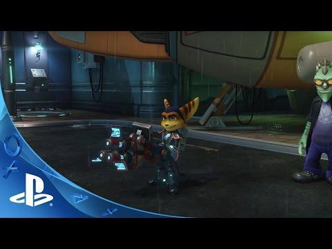 PlayStation Underground: Ratchet & Clank   PS4