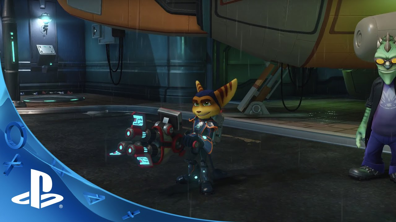Ratchet & Clank - PlayStation Underground Gameplay Video | PS4