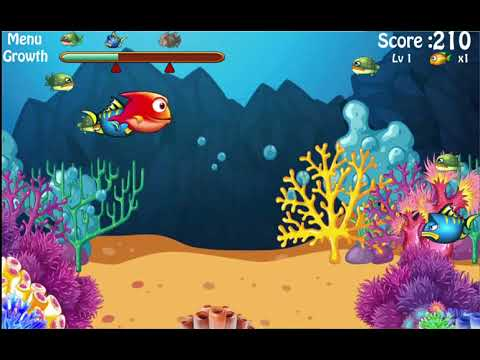 Fish Feeding Frenzy Game For Android
