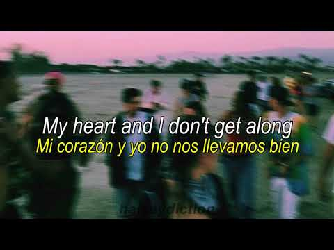 These are my friends // Lovelytheband ; Lyrics Español/Inglés
