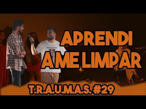 T.R.A.U.M.A.S. #29 - APRENDI A ME LIMPAR... (Lisboa, Portugal)