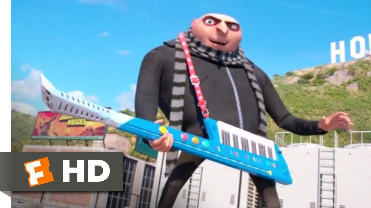 Download Despicable Me 3 (2017) - Dance Fight Scene (10/10) | Movieclips