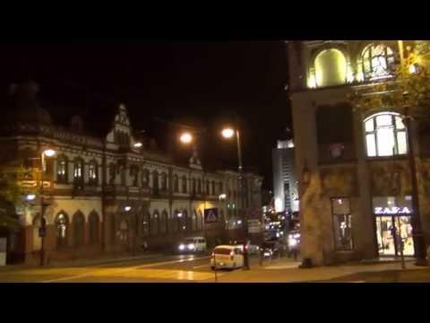 An evening walk  -  VLADIVOSTOK