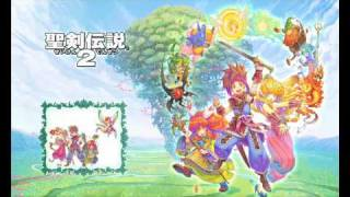 Secret of Mana - The Wind Never Ceases (sound remastered)