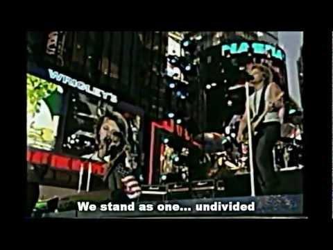 Bon Jovi - Undivided Lyrics