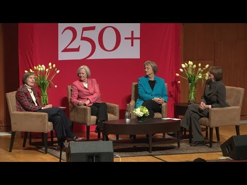 Cracking the Glass Ceiling: Women Presidents and the Changing University