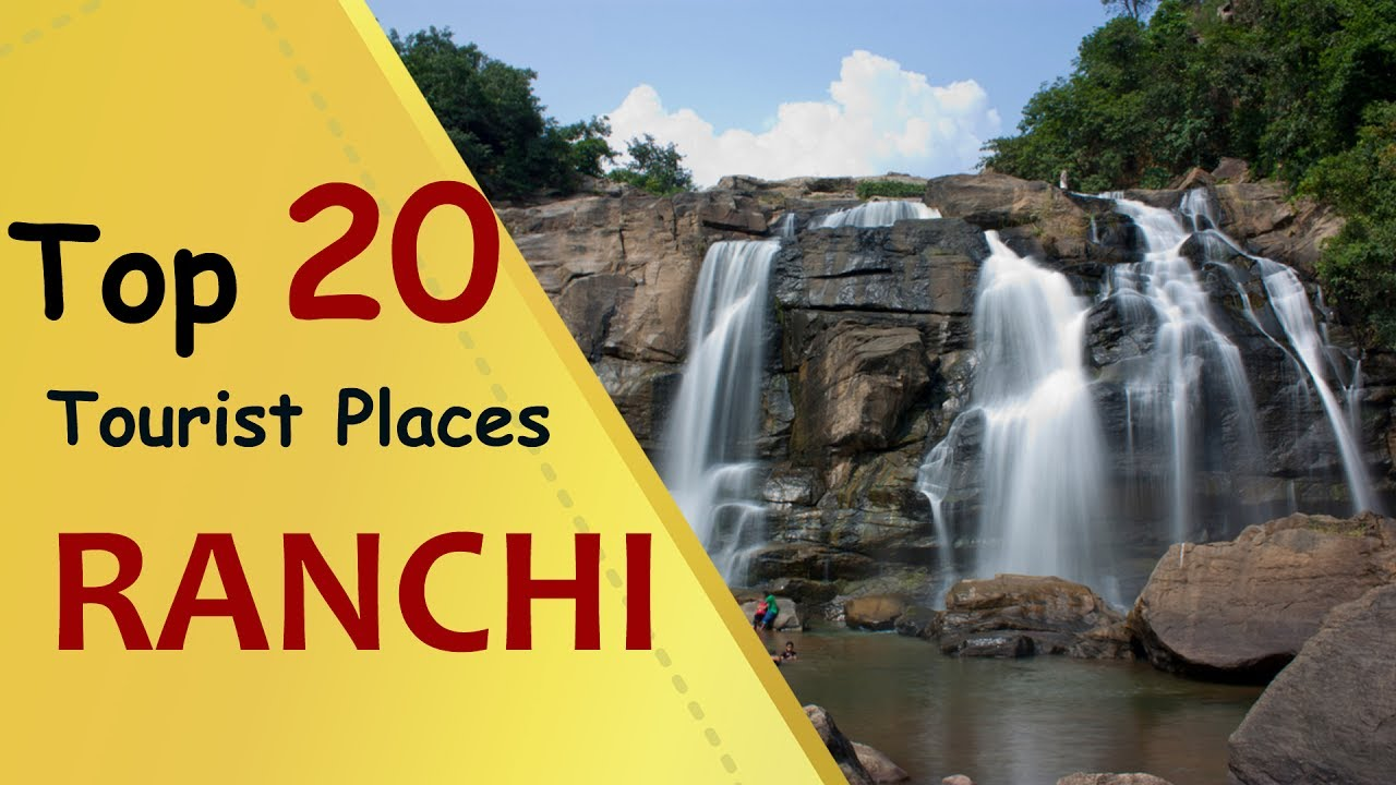 Location Of Ranchi In India Map.Ranchi Top 20 Tourist Places Ranchi Tourism Youtube