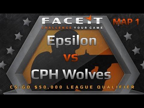 Epsilon vs CPH Wolves - Map 1 FACE IT EU QUALIFIER