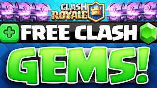 Clash Royale FREE Gems and a $1,000 Giveaway!