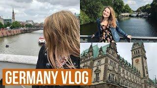 WALKING 17 MILES IN GERMANY | SEMESTER AT SEA