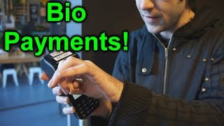 RFID/NFC Bio Payments
