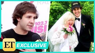 David Dobrik Spills on His Wedding And Upcoming Divorce Party Video