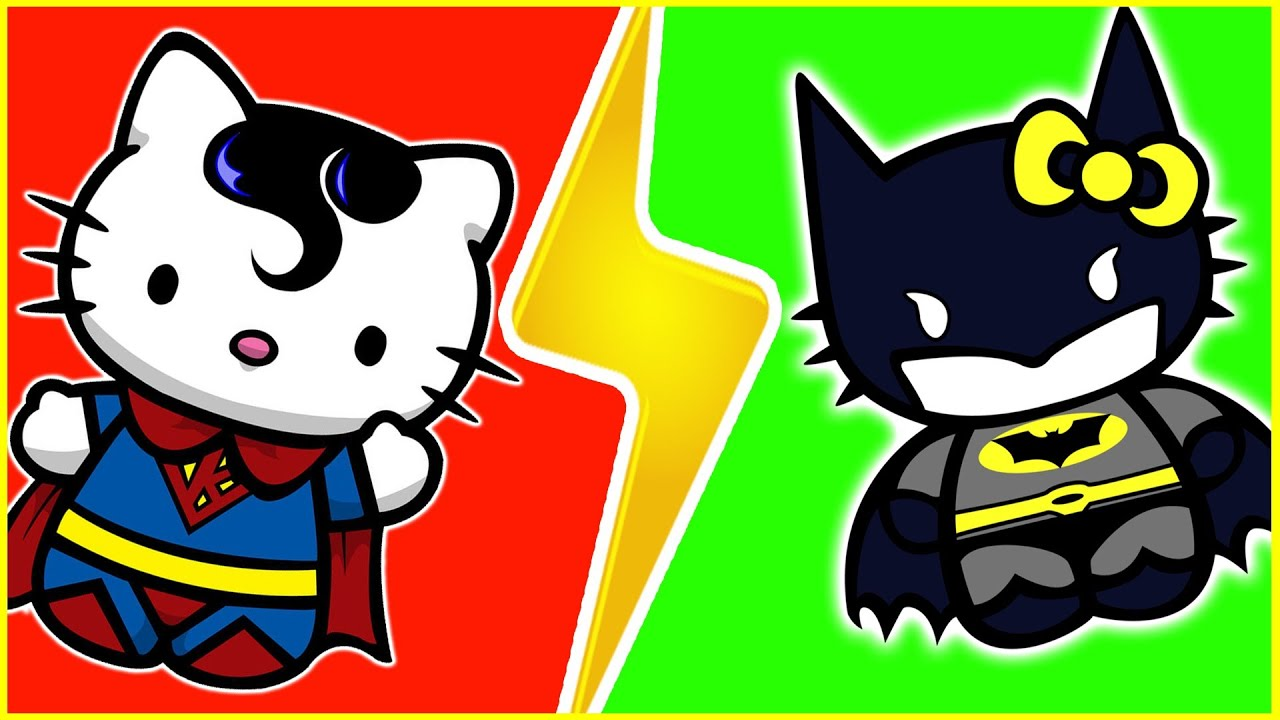 Hello kitty super heroes opinion