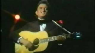 """Johnny Cash sings """"Thing Called Love"""""""