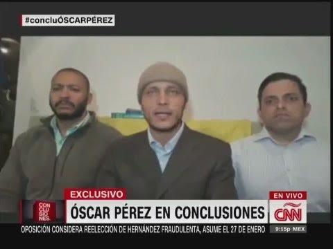 Resultado de imagen para OSCAR PEREZ PATRICIA POLEOSOBRE LA MUD