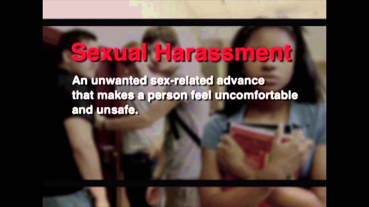 Sexual Harassment Video On Youtube